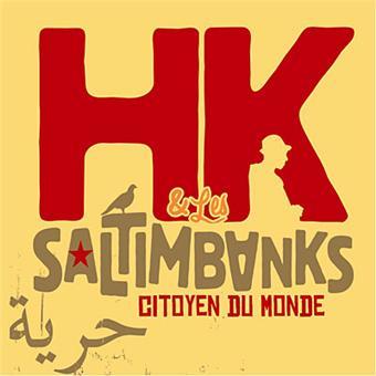 Album Citoyen du monde HK & les saltimbanks