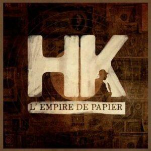 Album HK L'Empire de papier